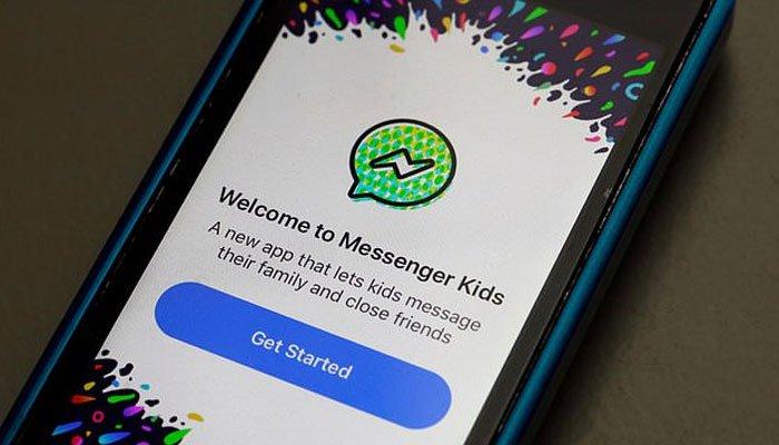 فیس بک نے میسنجر کڈز میں 'سلیپ موڈ' متعارف کروا دیا