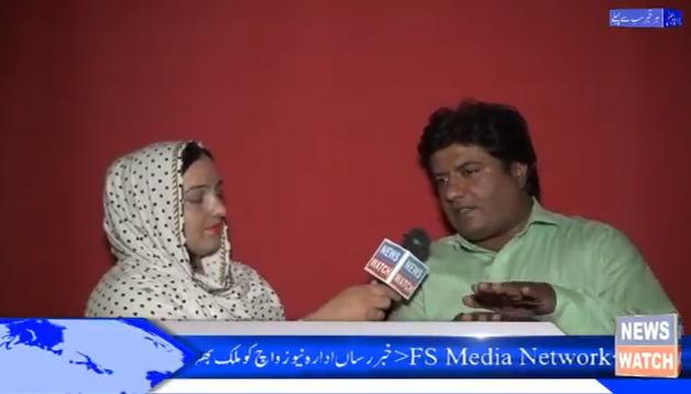 فائزہ شاہ نیوز واچ موبائل فون سے بڑھتے ہوئے مسائل پر سینئر صحافی ذوالفقار علی ملک سے بات کرتے ہوئے
