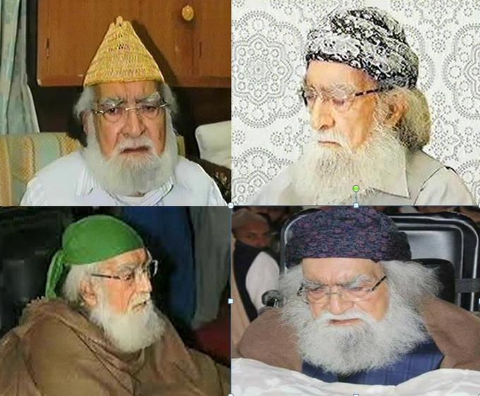 سجادہ نشین دربار عالیہ گولڑہ شریف پیر سید شاہ عبد الحق گیلانی طویل علالت کے بعد وصال فرما گئے